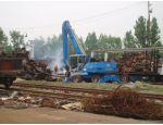 Likvidace a odvoz kovošrotu silniční kontejnerovou dopravou nebo po železnici