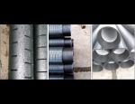 Chráničky kabelů – plastové trubky k ochraně kabelů, drenážní perforované trubky