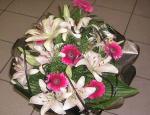 Objednání řezaných květin v e-shopu Zahradnictví a květinářství Bellis
