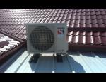 Klimatizace Toshiba, Sinclair, Mitsubishi, Daikin – dodání, montáž, servis