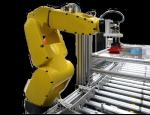 Zařízení pro robotická pracoviště odmašťovacích procesů