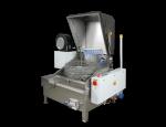 Výroba karuselových zařízení - průmyslové odmašťovací a čisticí stroje z nerezové oceli