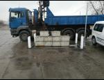 Průmyslové vážní systémy – silniční a kolejové váhy, mobilní přejezdová váha