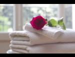 Reklamní ručníky, osušky, polštářky – výroba na zakázku