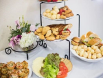 Cateringové služby pro pořádání rautů, oslav na Uherskohradišťsku a Hodonínsku