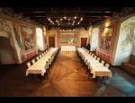 Kongres nebo firemní školení v příjemných prostorách zámku Valeč pro 10 až 500 osob