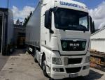 Nákladní autodoprava, transport těžkých nákladů, velkoobjemové kontejnery na suť