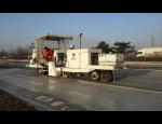 Strojní zařízení, technologie a materiály pro opravy a úpravy pozemních komunikací