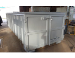 Výroba velkoobjemových kontejnerů na zakázku rychle a precizně