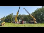 Odvoz suti, šrotu, zeminy nákladními vozidly v Olomouci, Prostějově, Uničově, Přerově