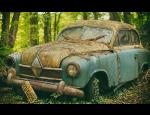 Výkup a sběr autovraků