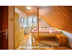 Rodinná dovolená, firemní pobyt i ubytování pro přátele a páry v Pavlově