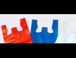 LDPE tašky a HDPE košilky z ekologicky nezávadného materiálu, recyklovatelné