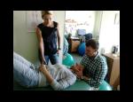 Komplexní rehabilitační péče, ambulance a lůžková část pro pacienty po operacích