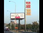 Volné reklamní plochy v centru Prahy, místa pro oslovení pěších zákazníků i řidičů