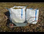 Velkoojemové BIG BAG vaky pro převoz, skladování a uchování velkého množství nejrůznějších komodit
