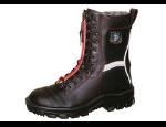 Hasičská a záchranářská zásahová kožená pánská obuv značky Völkl Professional