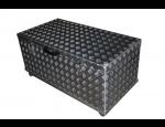 Protiskluzové slzičkové plechy z hliníkových slitin pro průmyslová odvětví i k dekorativním účelům