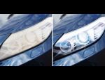 Renovace světlometů, opravy a výměny výfuků, servis autoklimatizací