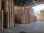 Výroba dřevěných palet, europalet, pro logistiku, potravinářský průmysl i pro domácnost