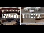 Výroba bytového i zahradního nábytku z palet, zařízení do restaurací a barů