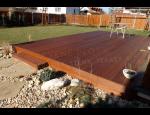 Dřevěné terasy a balkóny, výroba z exotického a tuzemského dřeva, péče a údržba