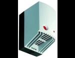 Topná tělesa, teplovzdušné ventilátory a regulace k ochraně elektronických zařízení