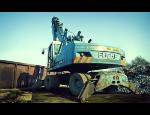 Výkup, třídění a zpracování železného odpadu, kovošrotu, barevných kovů