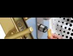 Dveřní a okenní kování, zámky a bezpečnostní systémy
