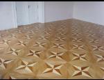 Výroba a pokládka klasických, mozaikových a zámeckých parket a kantovek
