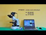 OPTISET, sada na přenos živého obrazu z mikroskopu od společnosti Optimikro