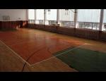 Pokládka a  renovace dřevěných podlah tělocvičen a sportovních hal