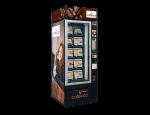 Prodejní potravinové automaty na svačiny a obědy s jednoduchou obsluhou
