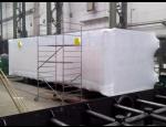 Exportn� balen�, balic� slu�by, nakl�dka a vykl�dka kontejner�