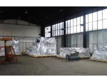Skladování, pronájem skladu a vysokozdvižného vozíku s nosností 16 tun