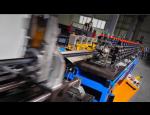 Výroba ocelových profilů, trubky, svodnice vody