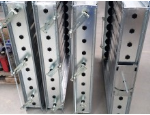 Svařované ocelové potrubí, kruhové a hranaté potrubí z pozinkovaného plechu