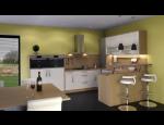 Obývací stěny, skříně, dětský nábytek, konferenční stoly, psací stoly, zakázková výroba
