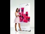Přenosné reklamní a prezentační systémy typu Roll Up nejvyšší kvality