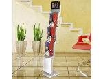 Multifunkční reklamní stojany pro venkovní i interiérové použití