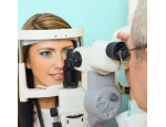 Měření a vyšetření zraku optometristou pomocí moderních přístrojů