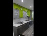 Kuchyňské linky, moderní nábytek do kuchyní, vestavěné skříně na míru