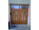 Interiérové a vchodové dveře