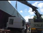Stěhování strojů a strojních zařízení