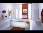 Výstavba nové koupelny na klíč, rekonstrukce a modernizace bytových jáder