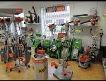 Elektrické a benzínové křovinořezy a vyžínače STIHL pro běžné i profesionální použití