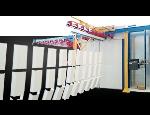 Práškové lakovny, lakovací kabiny pro práškové barvy, automatické linky pro práškové lakování
