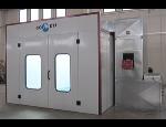 Stroje a zařízení pro mokré lakování, lakovací a sušicí kabiny, aplikační stříkací technika