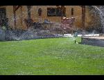 Automatické zavlažovací systémy, zavlažování zahrad, travnatých ploch