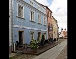 Ubytování v Telči v prostorných apartmánech pro cyklisty i pěší turisty